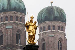 Das bayerische München, das die Serie darstellt, ist leider weitgehend Vergangenheit.