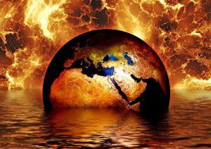 Klimaapokalyptische Vorstellungen sind im deutschen Verfassungsrecht angekommen.